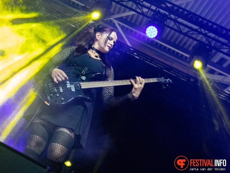 Foto Clan Of Xymox op M'era Luna 2018 - Zaterdag