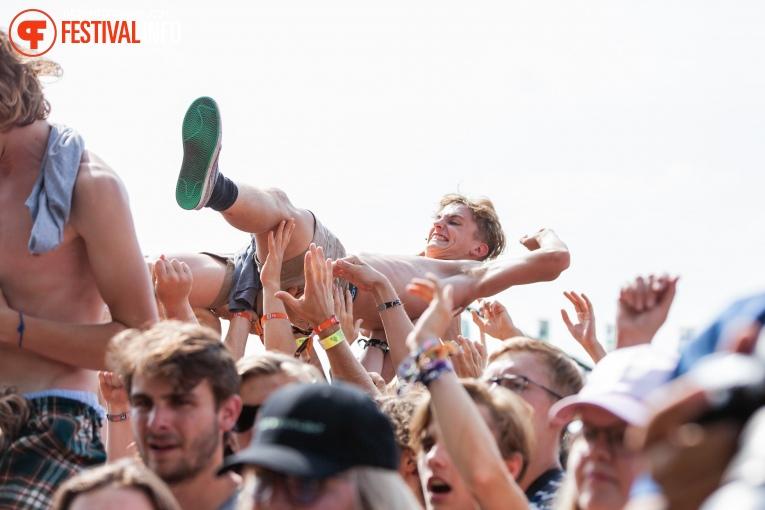 Pukkelpop 2018 - Donderdag foto