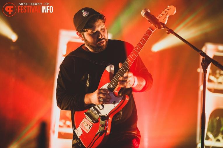 Foto Unknown Mortal Orchestra op Pukkelpop 2018 - Donderdag