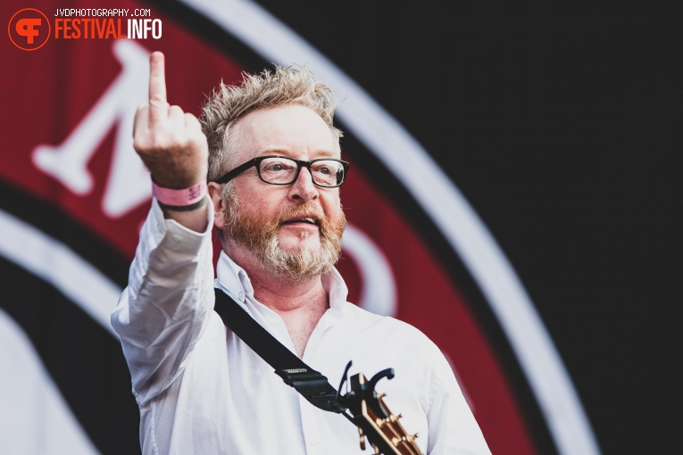 Flogging Molly op Pukkelpop 2018 - Donderdag foto