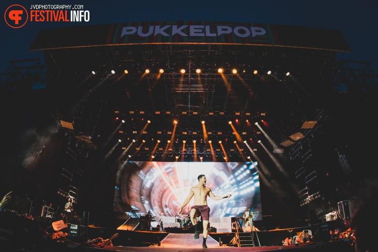 Imagine Dragons op Pukkelpop 2018 - Zaterdag foto