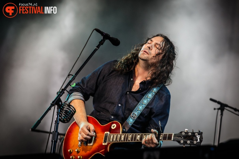 The War On Drugs op Lowlands 2018 - Vrijdag foto