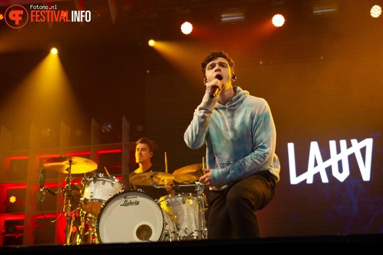 Lauv op Lowlands 2018 - Vrijdag foto