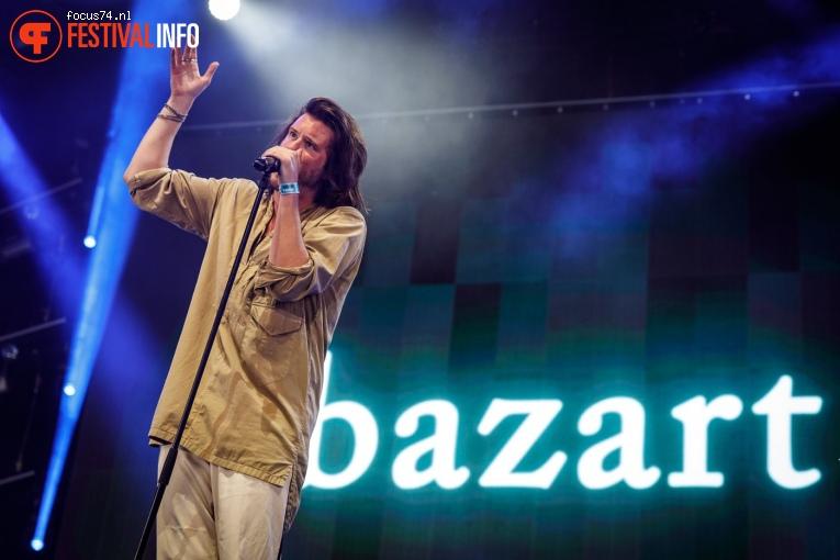 Foto Bazart op Lowlands 2018 - Vrijdag