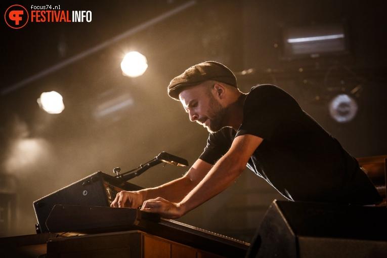 Nils Frahm op Lowlands 2018 - Vrijdag foto