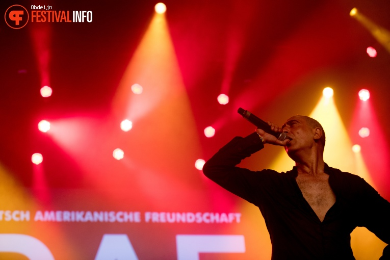 DAF op W-festival 2018 foto