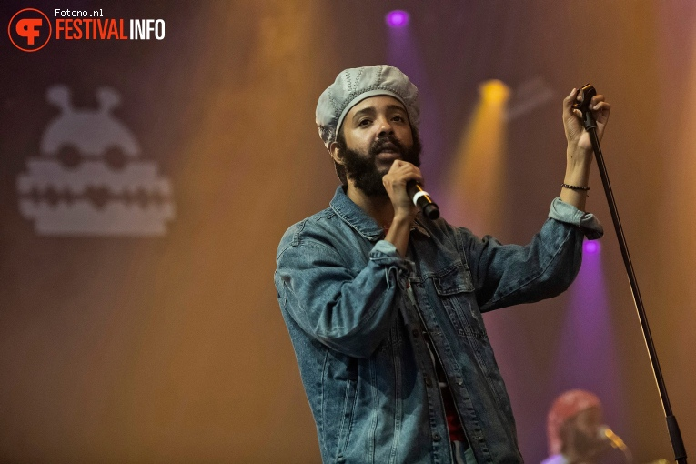Foto Protoje & The Indiggnation op Lowlands 2018 - zondag