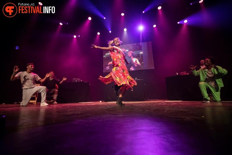 Foto ISH (dansgezelschap) op Lowlands 2018 - zondag
