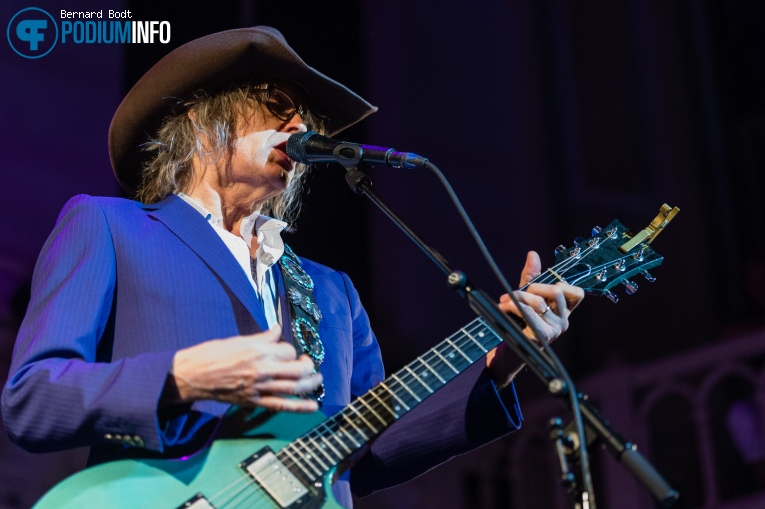 Foto The Waterboys op The Waterboys - 23/08 - Paradiso