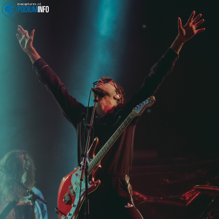 The Vaccines op Imagine Dragons - 25/8 - Gelredome foto
