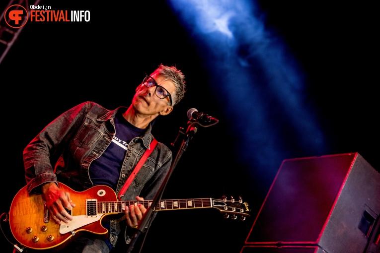 Tim Knol op Once in a blue moon festival 2018 foto
