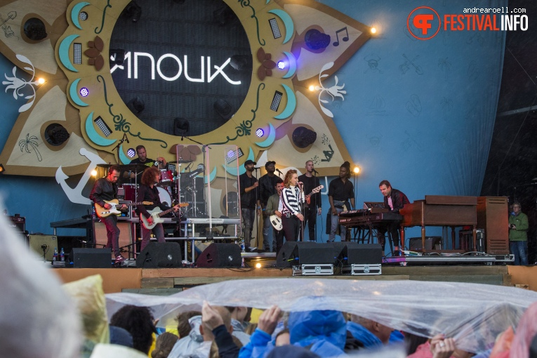 Anouk op Strandfestival ZAND 2018 foto
