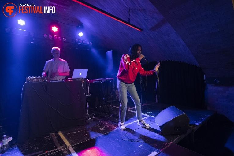 Juju Rogers op C/O Pop 2018 foto