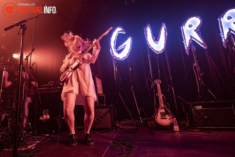 Gurr op C/O Pop 2018 foto