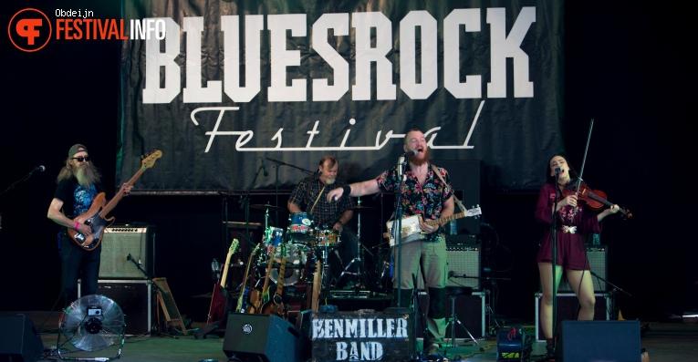 Foto Ben Miller Band op Bluesrock Tegelen 2018