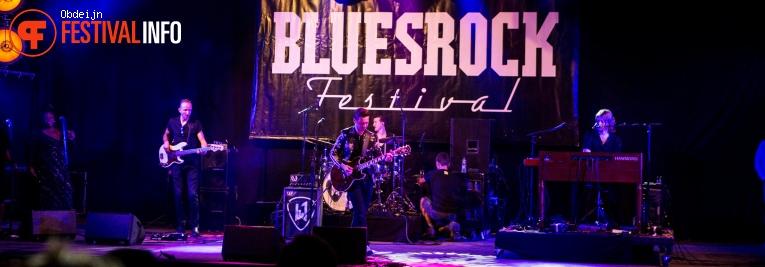 Foto Robert Finley op Bluesrock Tegelen 2018
