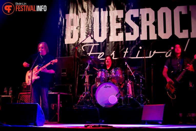 Foto Walter Trout op Bluesrock Tegelen 2018