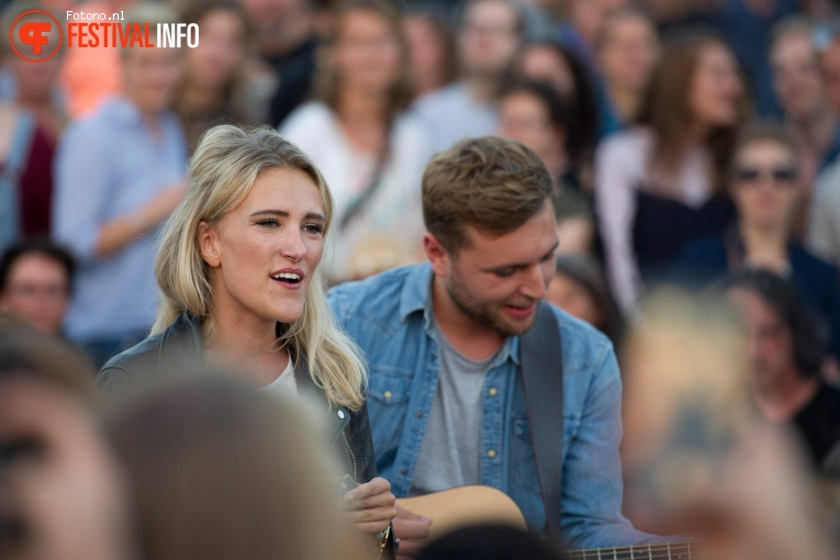 Foto Suzan & Freek op Tuckerville 2018