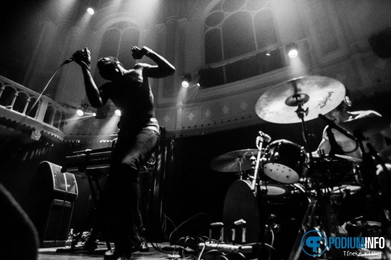 Foto Death Grips op Death Grips - 05/09 - Paradiso