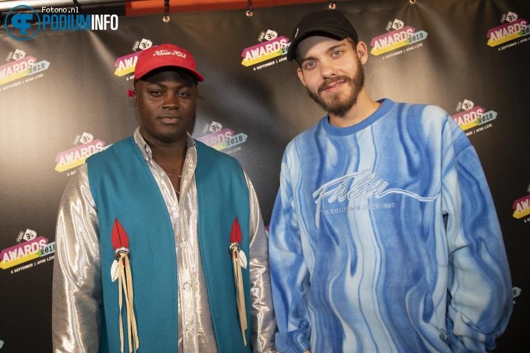 San Holo op 3FM Awards 2018 - 05/09- AFAS Live foto