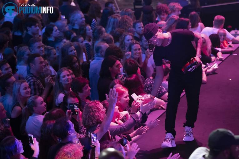 Ronnie Flex & Deuxperience Band op 3FM Awards 2018 - 05/09- AFAS Live foto