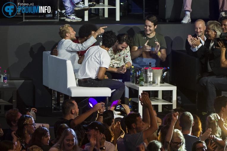Chef'Special op 3FM Awards 2018 - 05/09- AFAS Live foto