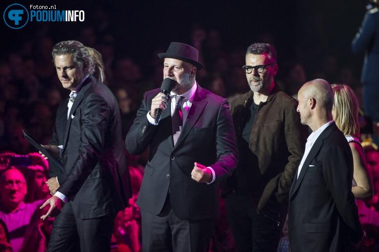 Bløf op 3FM Awards 2018 - 05/09- AFAS Live foto