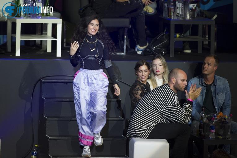 Naaz op 3FM Awards 2018 - 05/09- AFAS Live foto