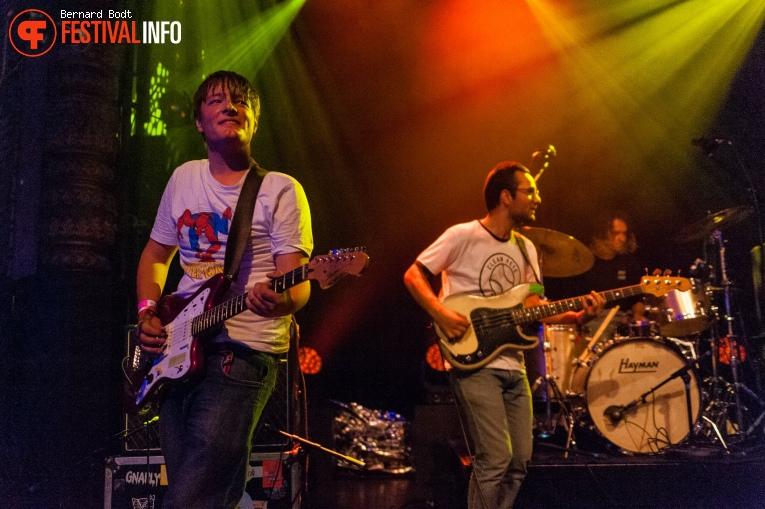 Canshaker Pi op Luxor Love - 10 jaar Luxor Live foto