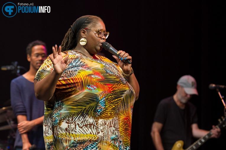 Foto Shirma Rouse op Muzikale Helden (generale repetitie) - 12/09 - De Kleine Komedie