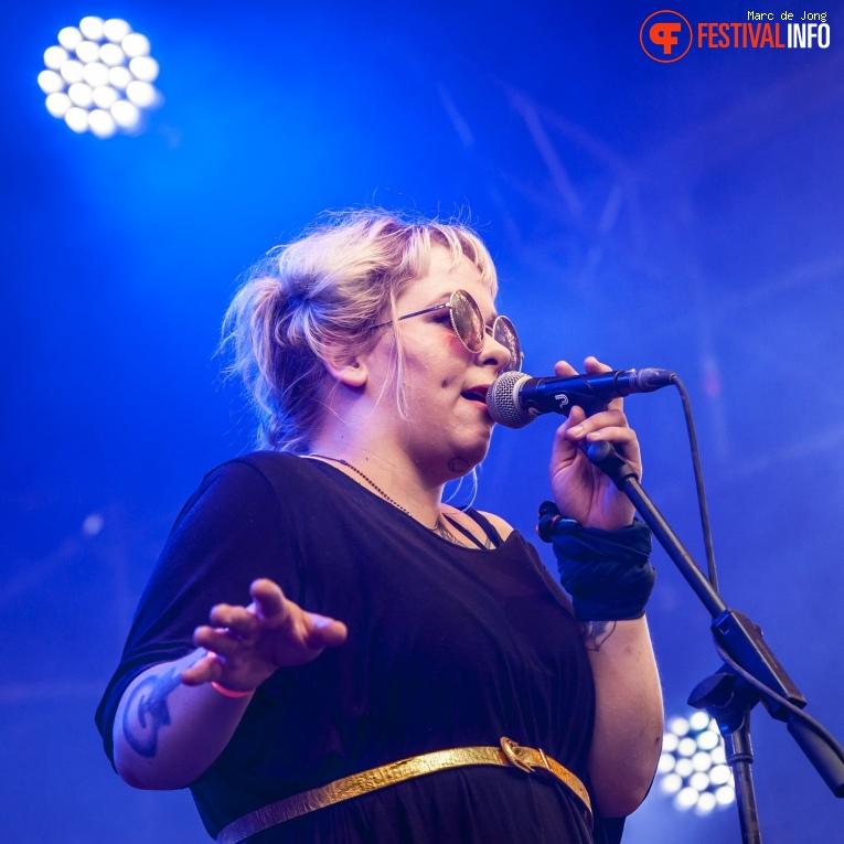 Myllie & The Tunes op Breda barst 2018 foto