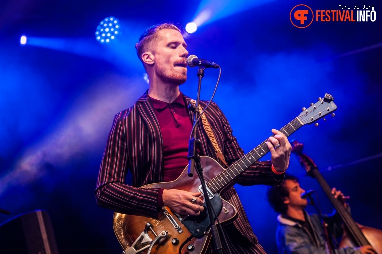 Robin Borneman op Breda barst 2018 foto