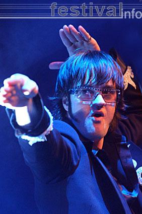 Memphis Maniacs op Paaspop Schijndel 2008 foto
