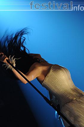 Within Temptation op Paaspop Schijndel 2008 foto