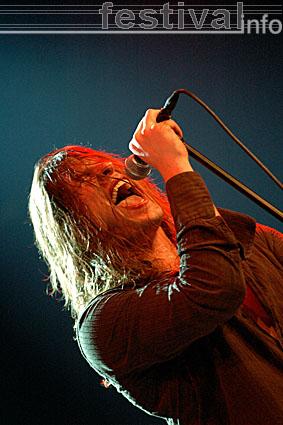The Bloody Honkies op Paaspop Schijndel 2008 foto