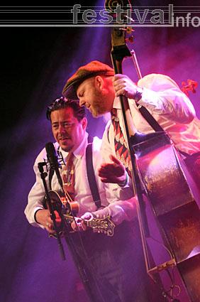 Foto Blue Grass Boogiemen op Paaspop Schijndel 2008