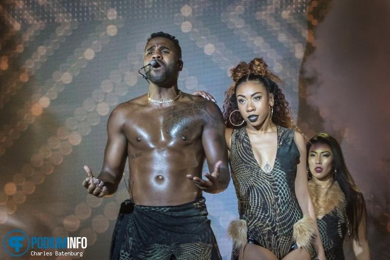 Foto Jason Derulo op Jason Derulo - 04/10 - AFAS Live