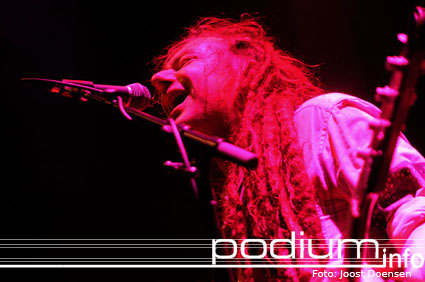 Foto The Levellers op The Levellers - 24/3 - Nieuwe Nor