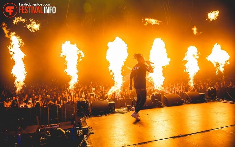Ronnie Flex op Future Urban Legends - 20/10 - AFAS Live foto