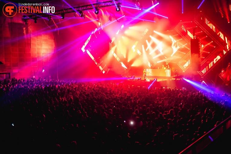 Bizzey op Future Urban Legends - 20/10 - AFAS Live foto