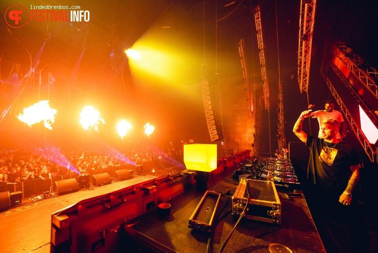Johnny 500 op Future Urban Legends - 20/10 - AFAS Live foto