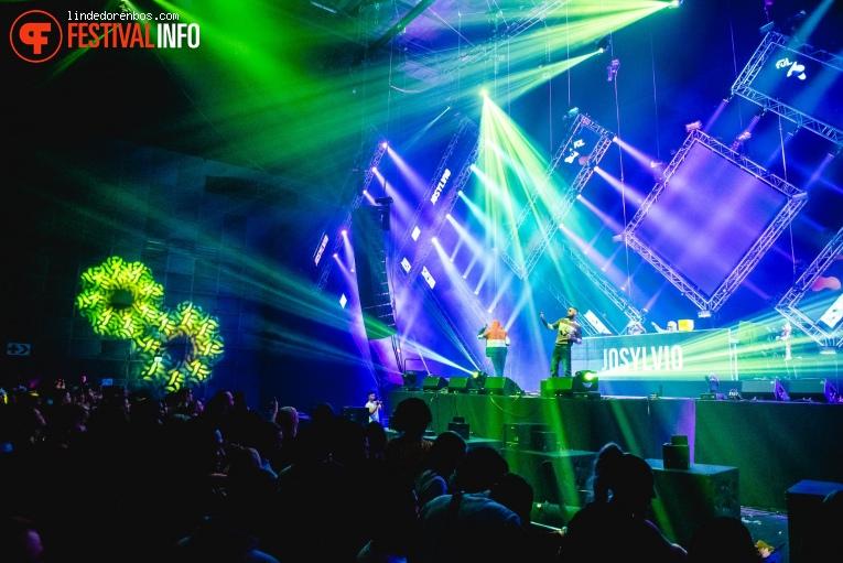 Josylvio op Future Urban Legends - 20/10 - AFAS Live foto