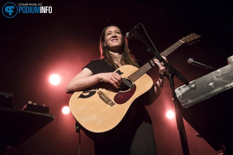 Sophie Hunger op Sophie Hunger - 30/10 - Paradiso Noord (Tolhuistuin) foto