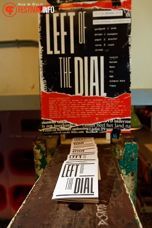 Left of the Dial 2018 foto