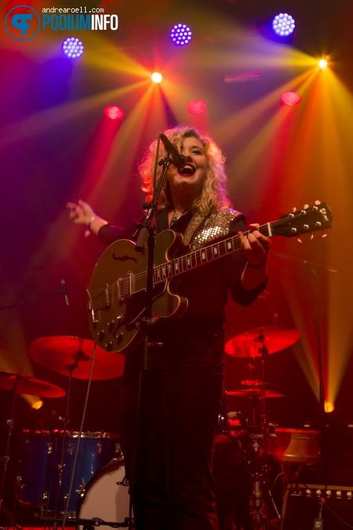 Judy Blank op Judy Blank - 25/10 - Melkweg foto