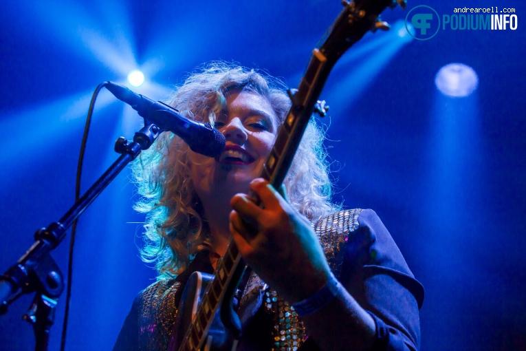 Foto Judy Blank op Judy Blank - 25/10 - Melkweg