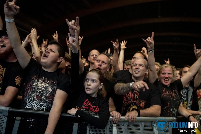 Slayer - 15/11 - IJsselhallen foto