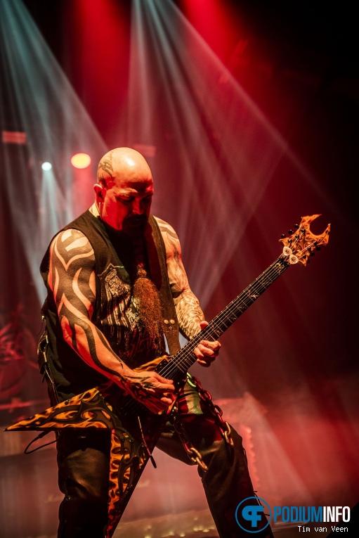 Slayer op Slayer - 15/11 - IJsselhallen foto