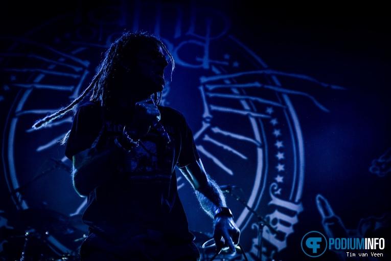 Foto Lamb Of God op Slayer - 15/11 - IJsselhallen