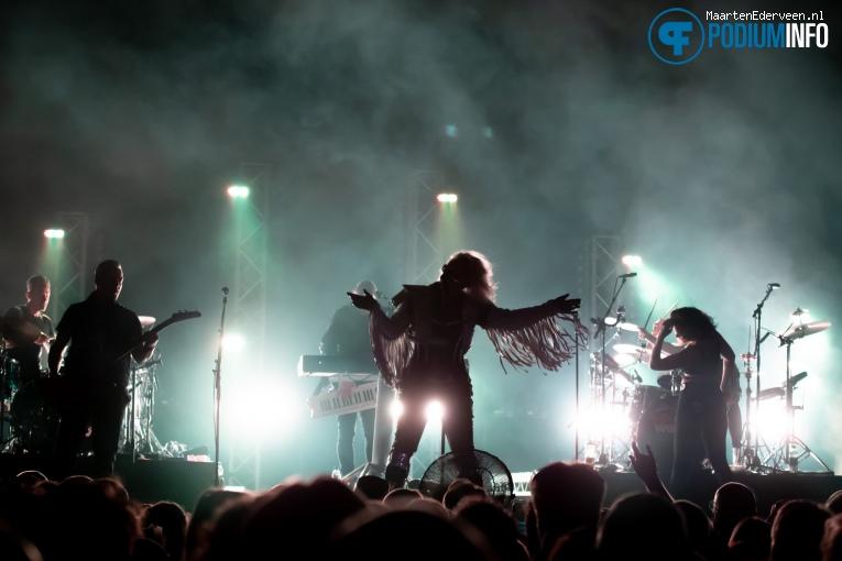 Foto Kim Wilde op Kim Wilde - 17/11 - TivoliVredenburg